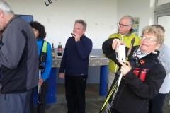 Regroupement Marche Nordique NMA à Saint Sébastien