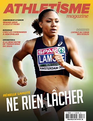 Le NMA dans Athlétisme Magazine