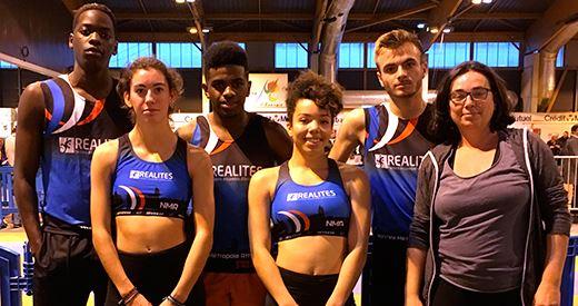 Dans l'œil du coach : Natacha Lappartien au Nantes Métropole Athlétisme
