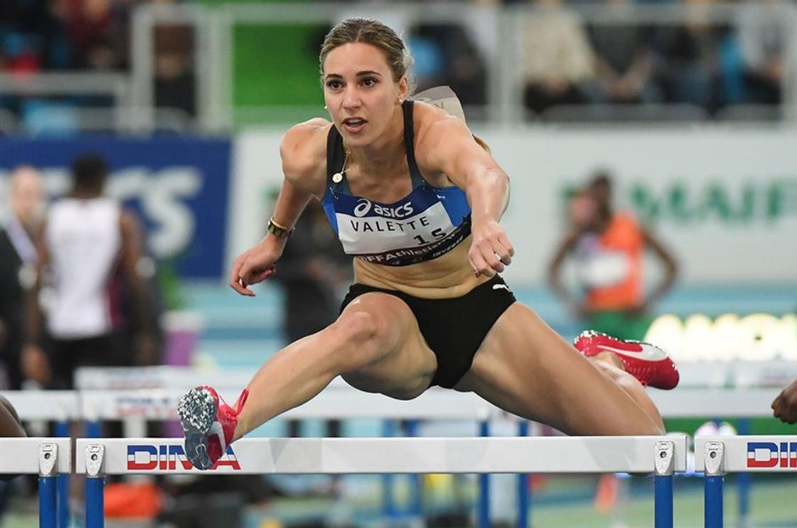 Championnats de France Élite en salle : Laura Valette dorée, Jean-Pierre Bertrand bronzé