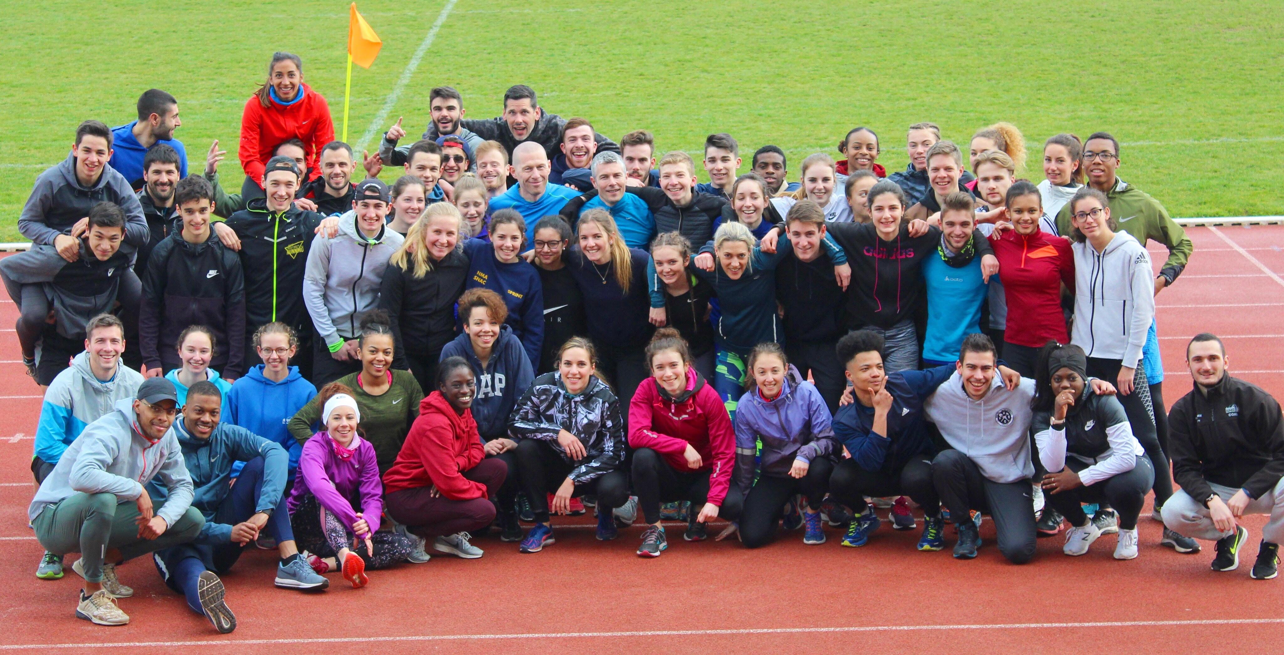 Le Nantes Métropole Athlétisme donne la parole aux licenciés