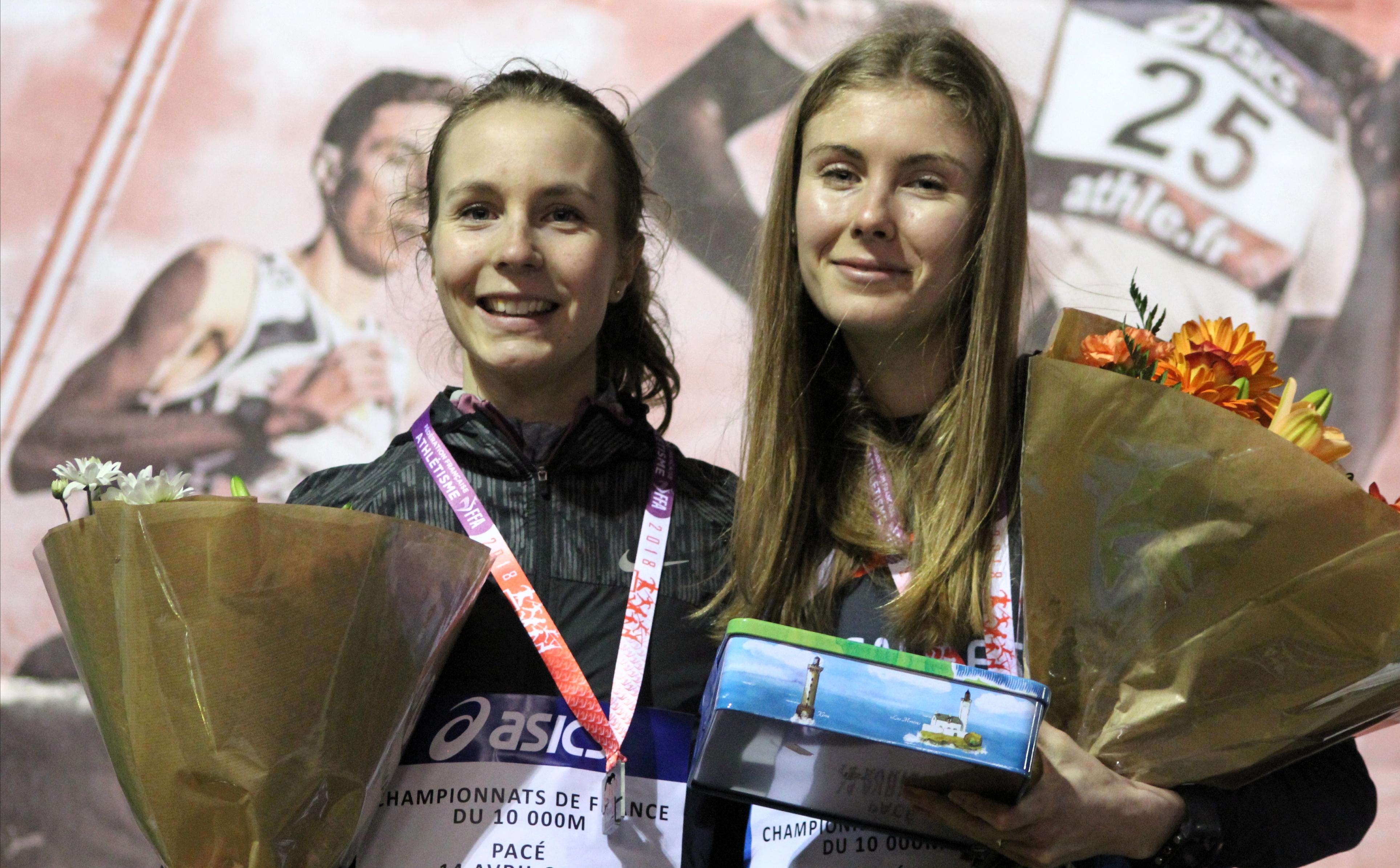 Championnats de France du 10 000 m : Margaux Conan s'offre une première couronne nationale