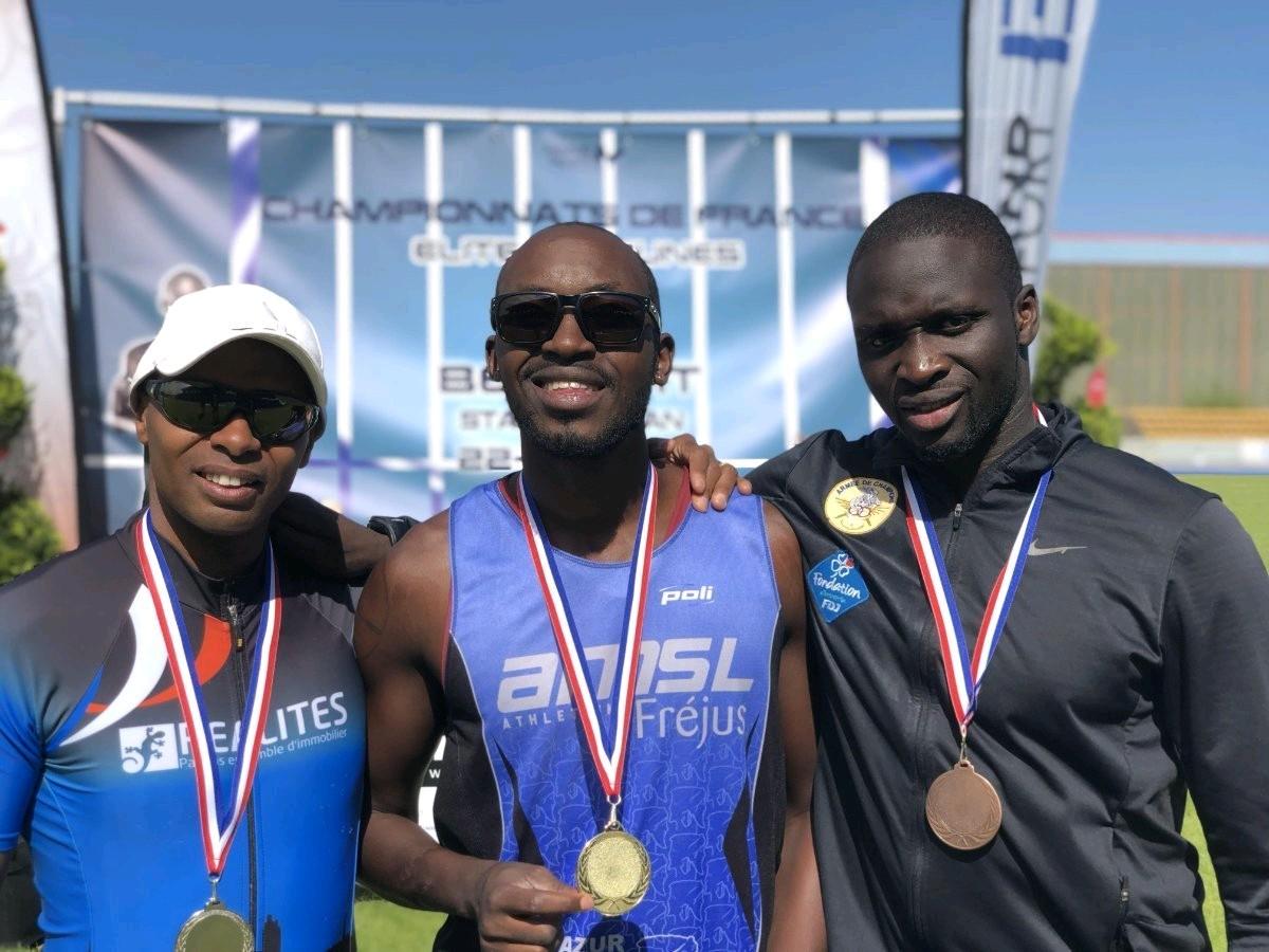 Résultats du week-end : 34 médailles aux Championnats Régionaux