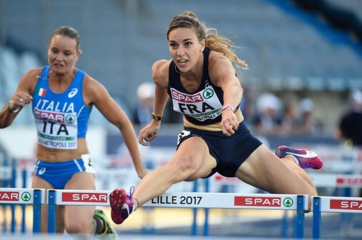 Championnats d'Europe : Laura Valette en demi-finale