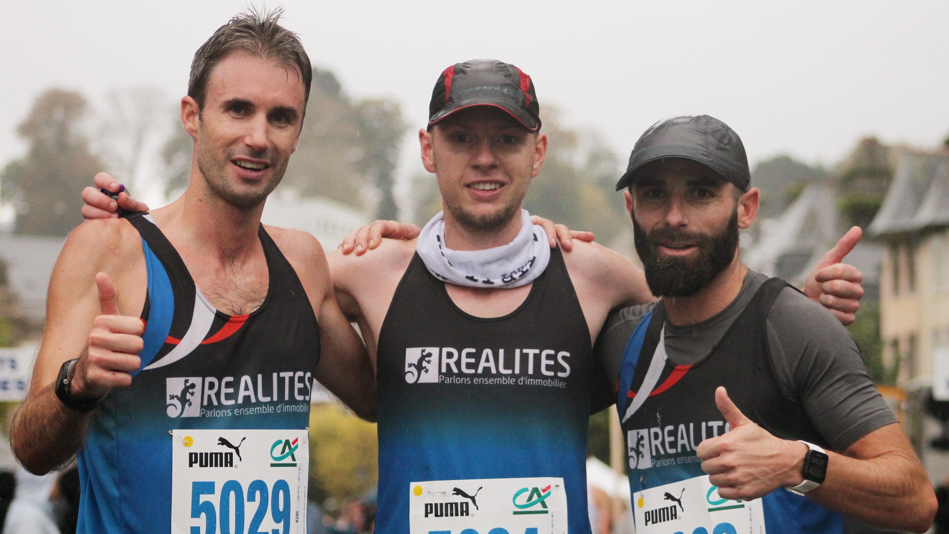 Résultats du week-end : Jérôme Joussemet, premier Français au marathon de New-York