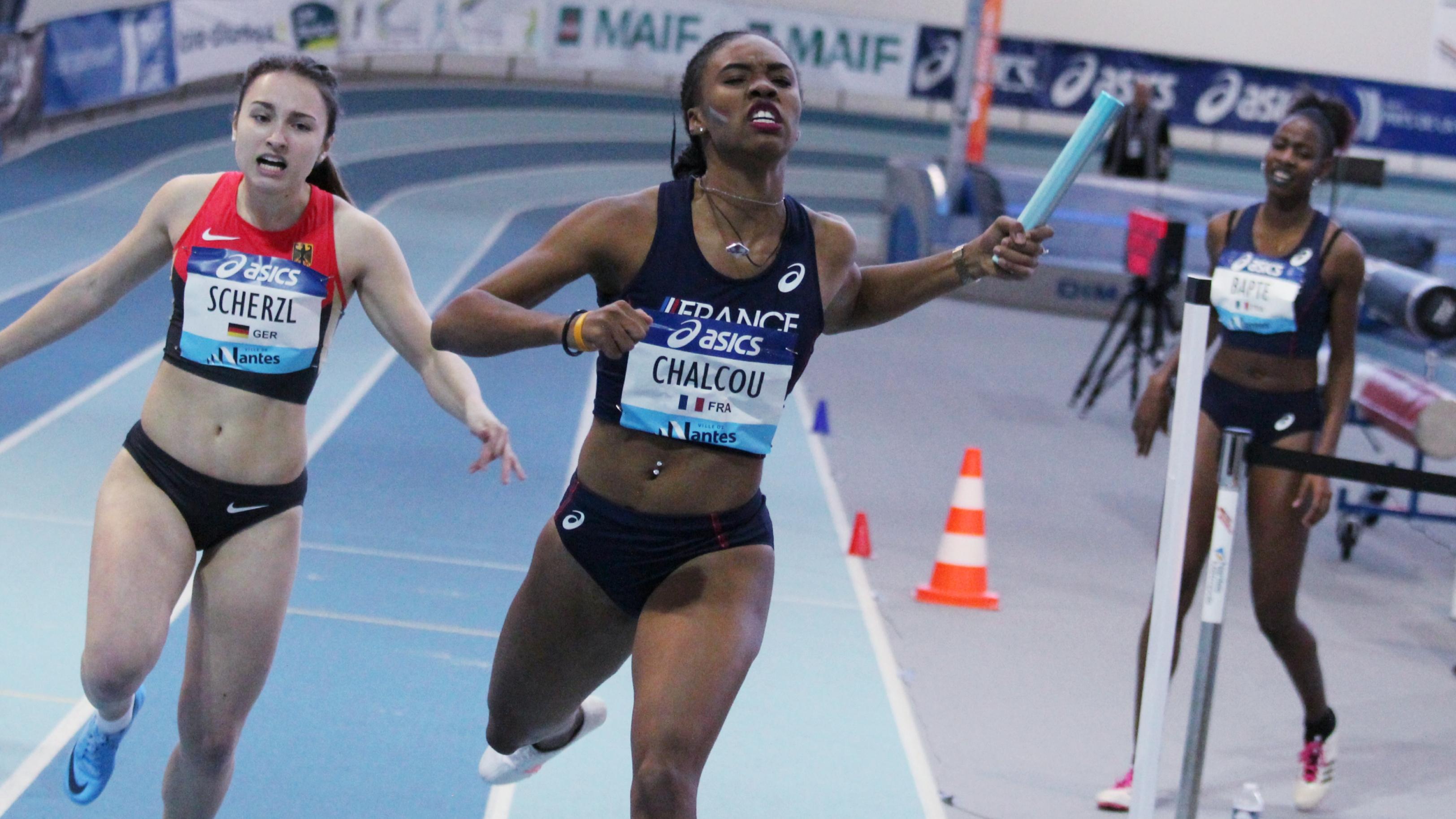 Championnats de France cadets-juniors en salle : La relève se prépare !