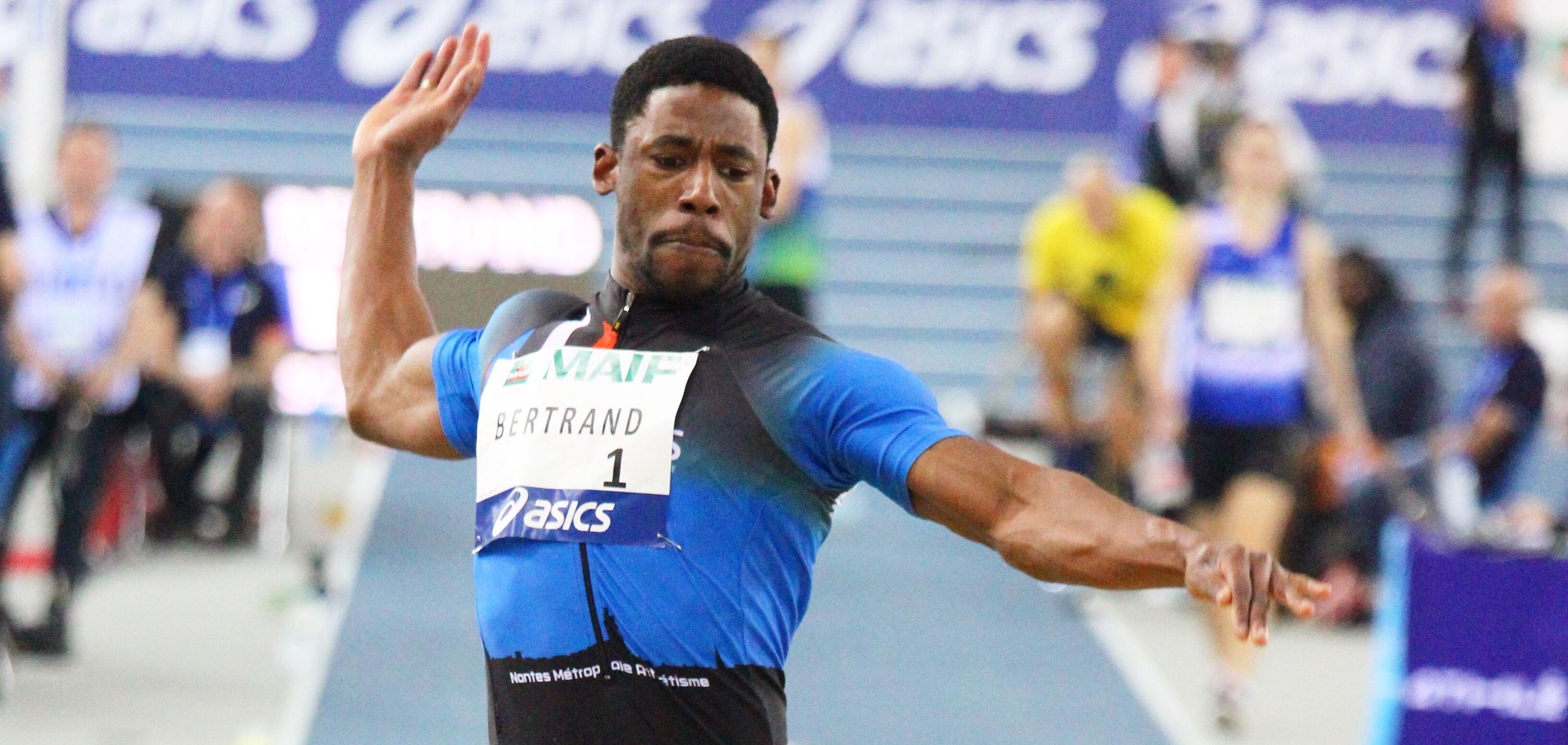 Championnats de France Elite en salle à Miramas : Bertrand en or, Raharolahy en argent