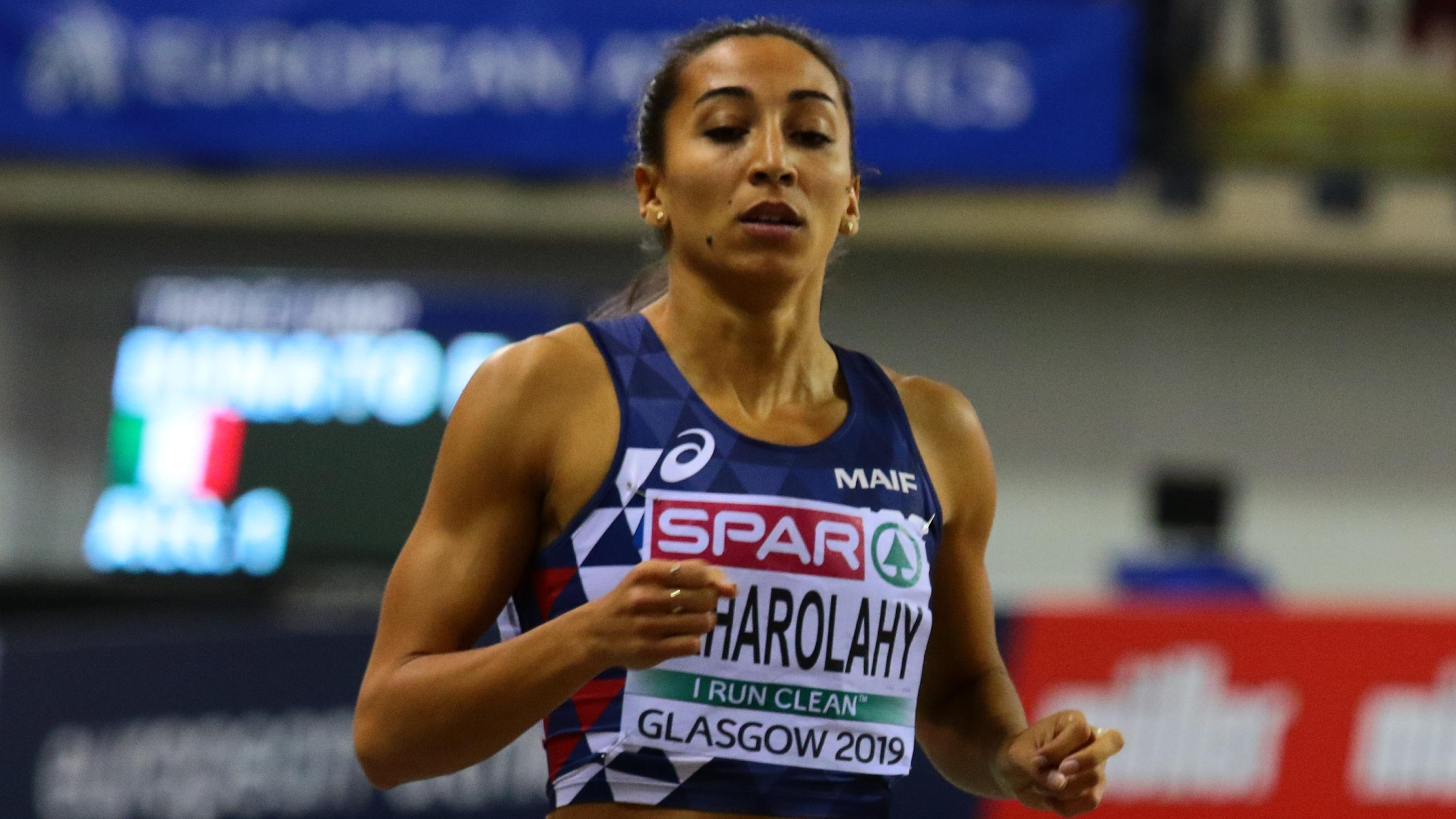 Championnats d'Europe en salle : Agnès Raharolahy et Jean-Pierre Bertrand espéraient mieux