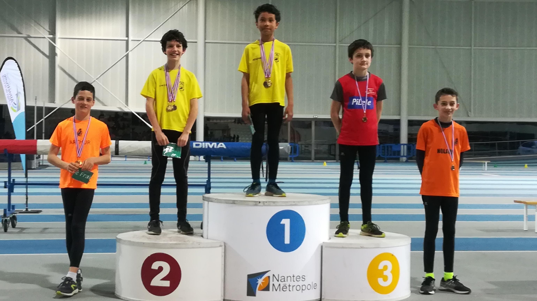 Résultats du week-end : Les jeunes trustent les podiums