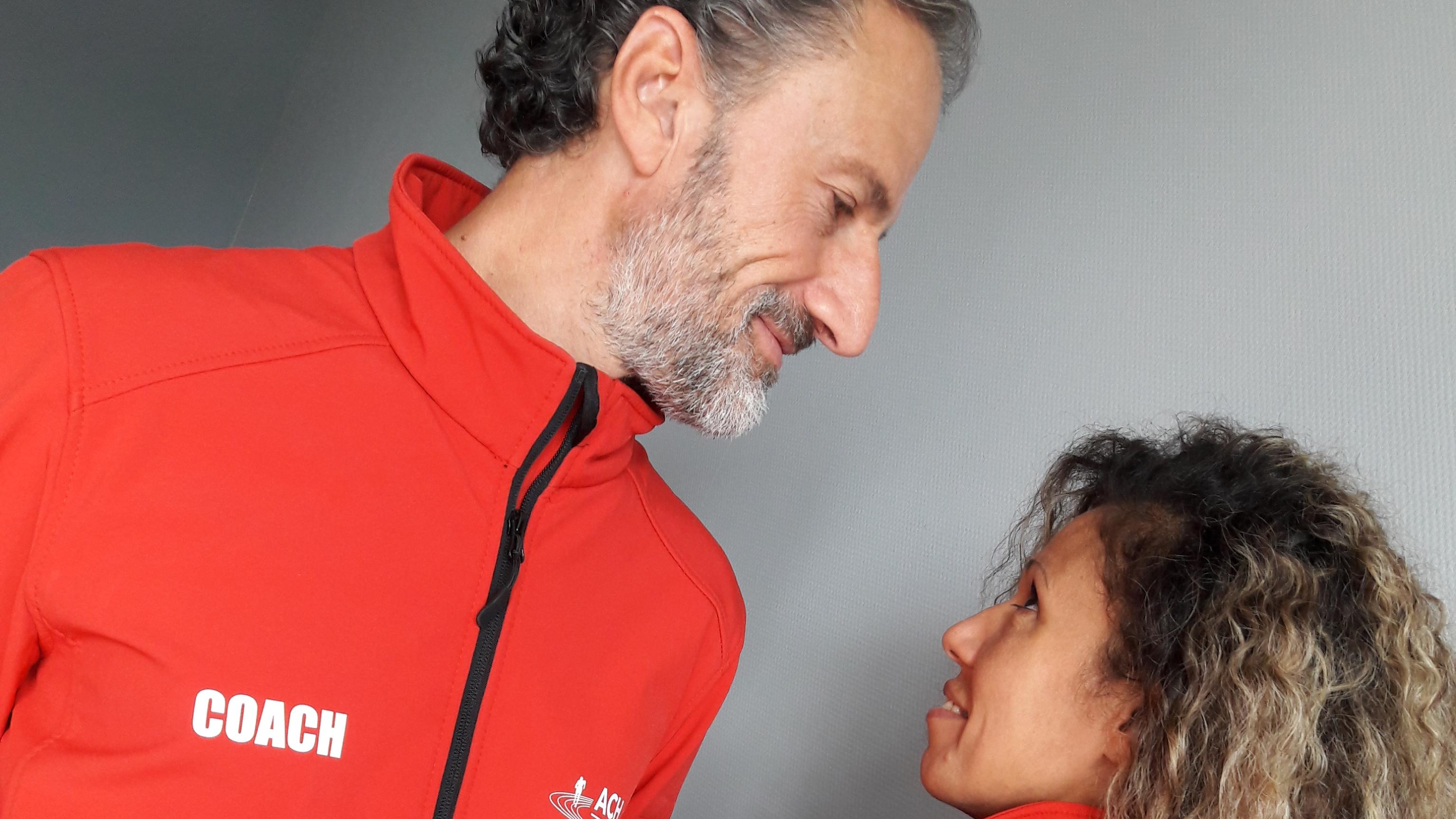 Stéphane Sgorlon : « Je suis beaucoup dans l'échange avec les athlètes »