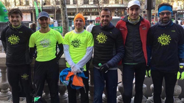 Les Nantais ont vaincu le Marathon de Paris !