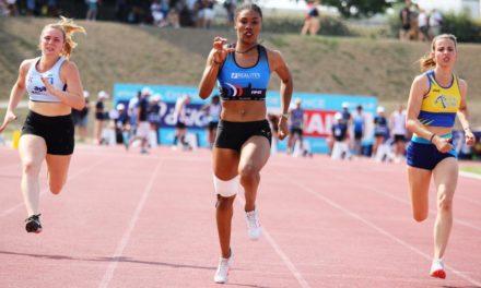 Championnats de France cadets-juniors : Judy Chalcou et Noé Del Proposto en bronze