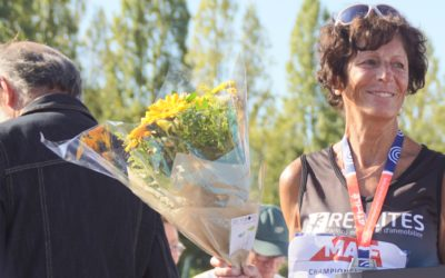 Championnats de France de semi-marathon : Laurence Alnet en argent