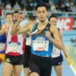 Championnats de France Elite en salle : Hamza Belmer en patron