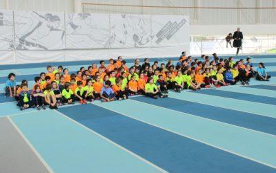 Pass'Athlé : Les jeunes à l'honneur au Stadium !