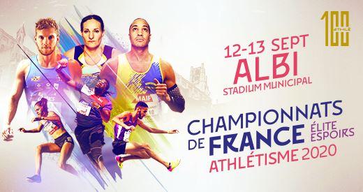 Championnats de France Elite 2020 à Albi : Le guide complet