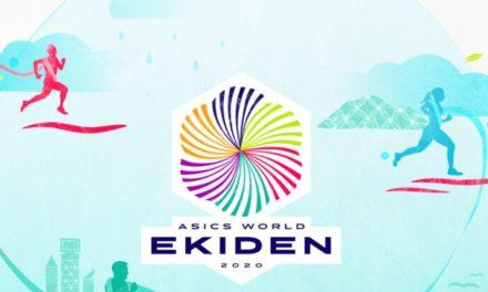Le NMA a participé à la ASICS World Ekiden 2020
