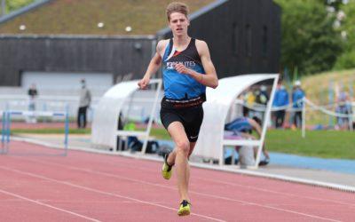 Résultats du week-end : Eliot Douaud, vice-champion de France cadets du 400 m haies