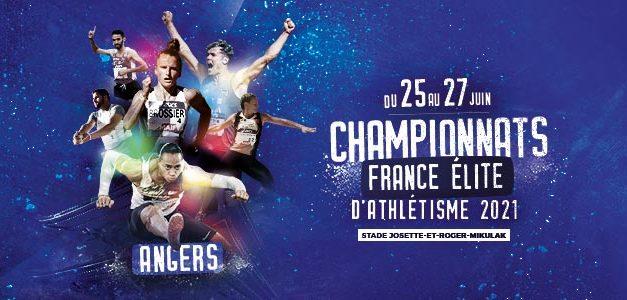 Championnats de France Elite à Angers 2021 : Le guide complet