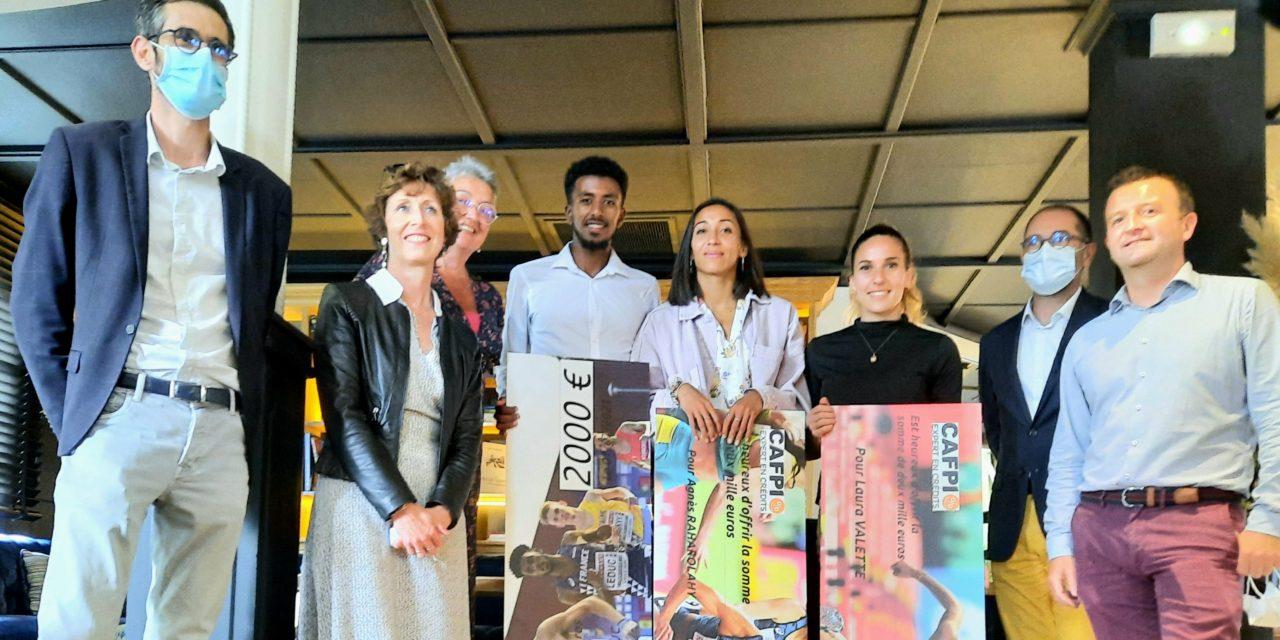 CAFPI x Nantes Métropole Athlétisme : Partenariat renouvelé !