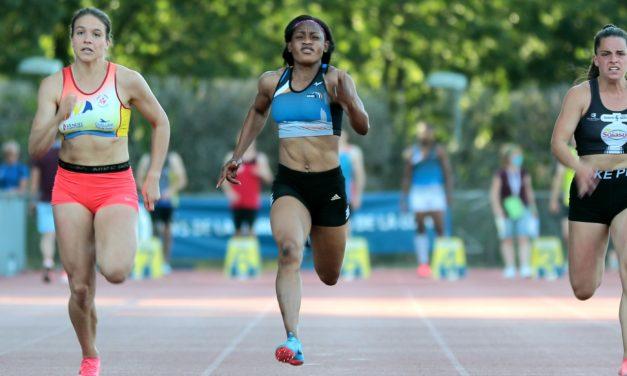 Résultats du week-end : Germaine Abessolo Bivina voit double