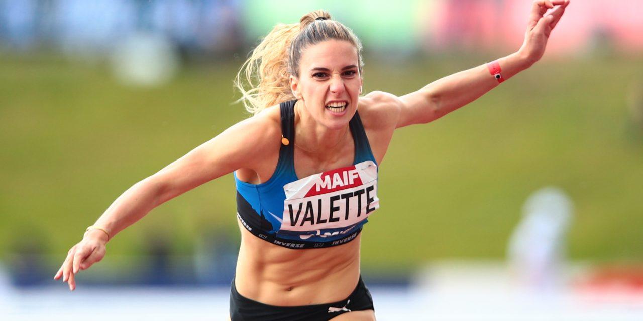 Jeux olympiques de Tokyo : Laura Valette sélectionnée sur 100 m haies